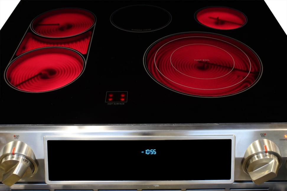 Samsung NE58F9710WS burners