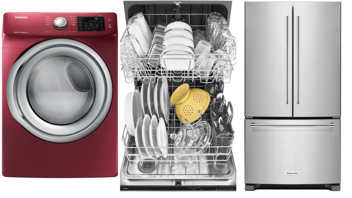 How Long Should Appliances Last Dishwashers Together With Samsung Electric Clothes Dryer Additionally Maytag