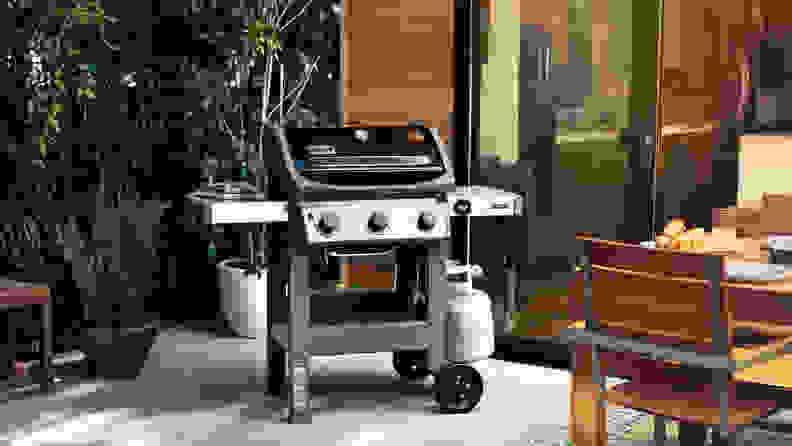 The Weber Spirit II