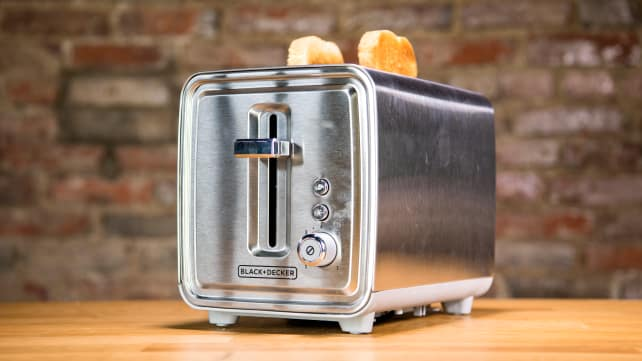 Black+Decker 2-Slice Toaster