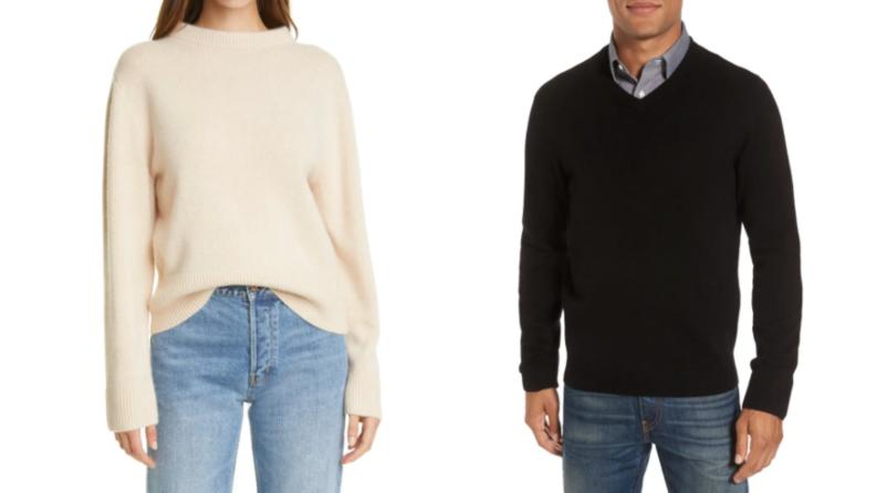 cashemere sweater