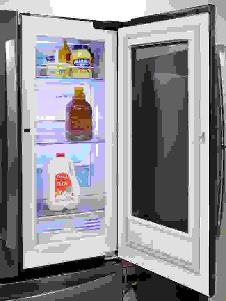 LG Instaview Outer Door