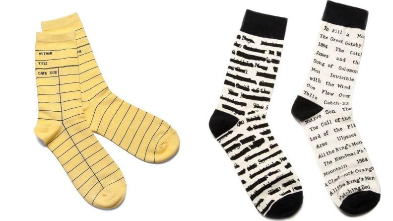 lit socks
