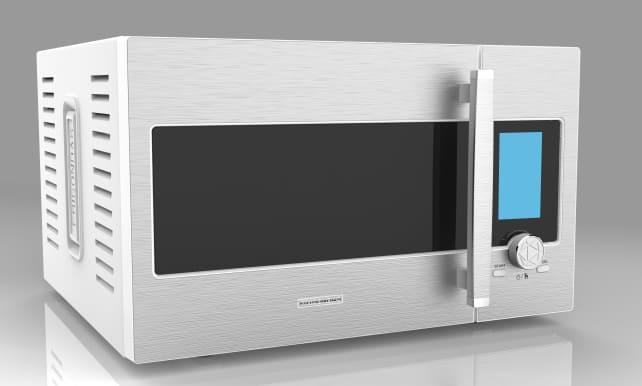 Frigondas Microwave Freezer