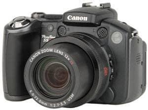 Canon PowerShot S3 IS Camera WIA Drivers for Windows Mac