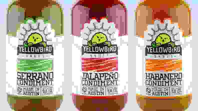 Yellowbird Hot Sauce