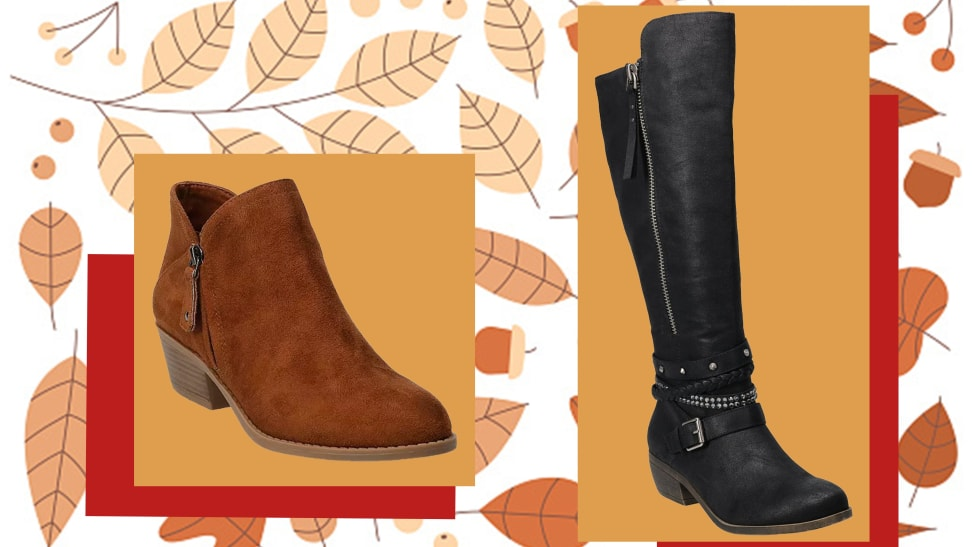 You can get women's fall boots for $20 at Kohl's right now