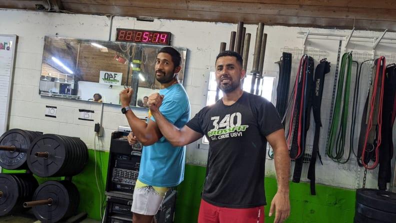CrossFit coaches