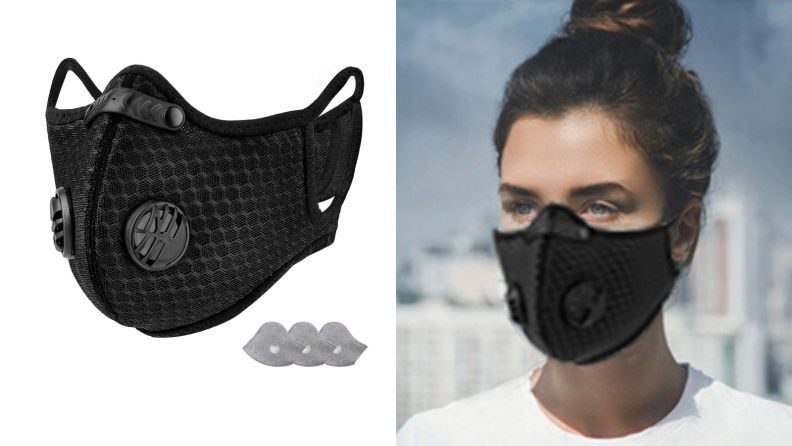 AstroAI Reusable Dust Face Mask