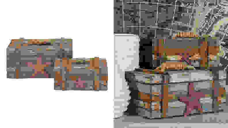Litton Lane Coastal Storage Boxes