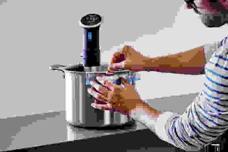 Anova Culinary Bluetooth Sous Vide Precision Cooker