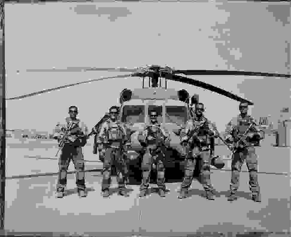 Team Shot, Pararescuemen