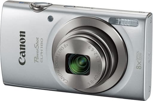 Product Image - Canon PowerShot ELPH 180