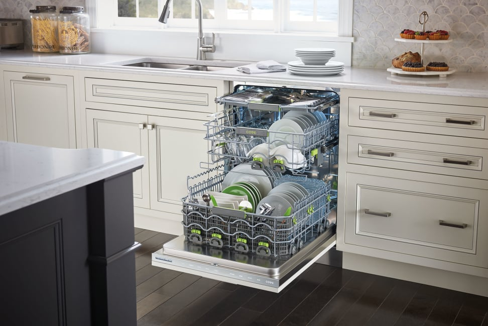 cove dishwasher by sub zero first impressions review. Black Bedroom Furniture Sets. Home Design Ideas