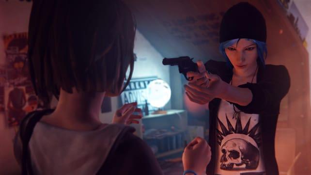 Life is Strange—Chloe Has a Gun