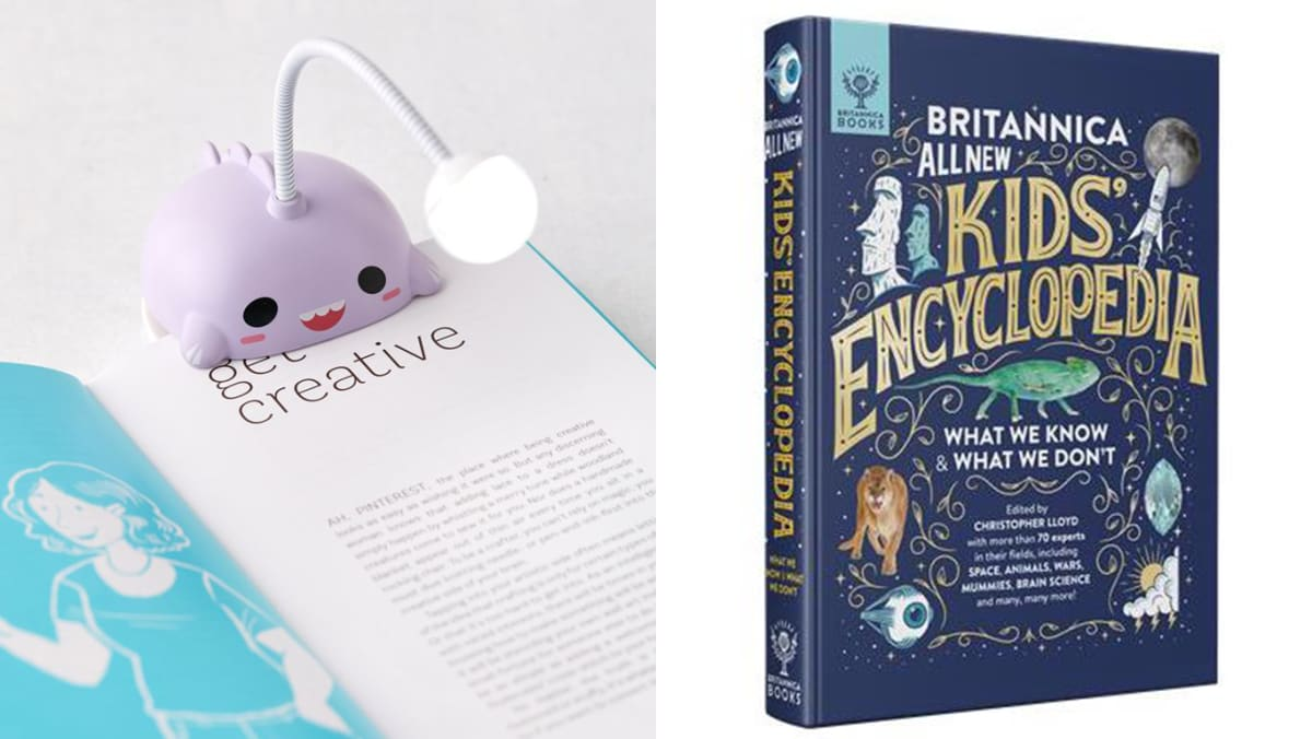 23 great gifts for kids who love to read