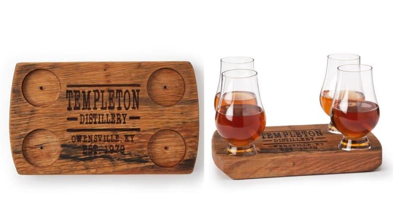Custom Bourbon Flight