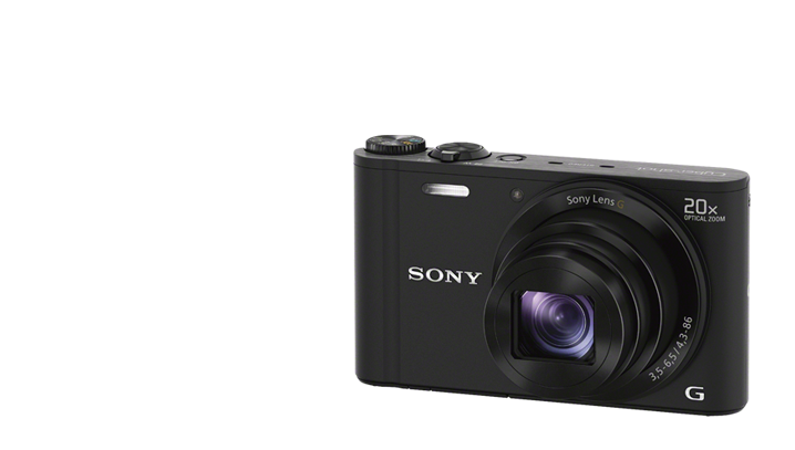 Product Image - Sony Cyber-shot WX300