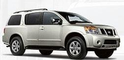 Product Image - 2012 Nissan Armada SV