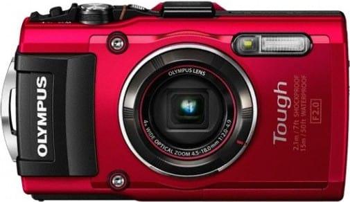 Product Image - Olympus TG-4