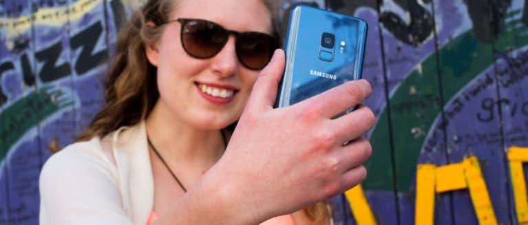 Samsung galaxy s9 hero