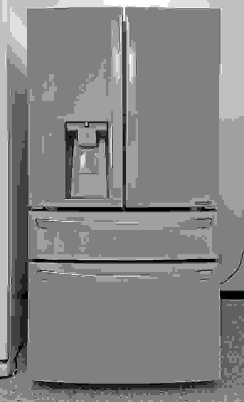 LG LMXS30786S Exterior