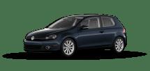 Product Image - 2013 Volkswagen Golf TDI 2-Door w/ Sunroof & Navigation