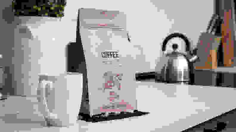 The Public Goods Ground Coffee.