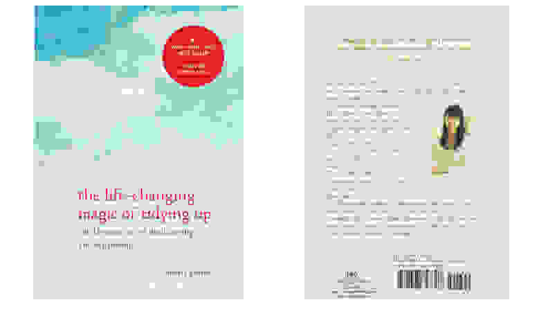 Marie Kondo novel