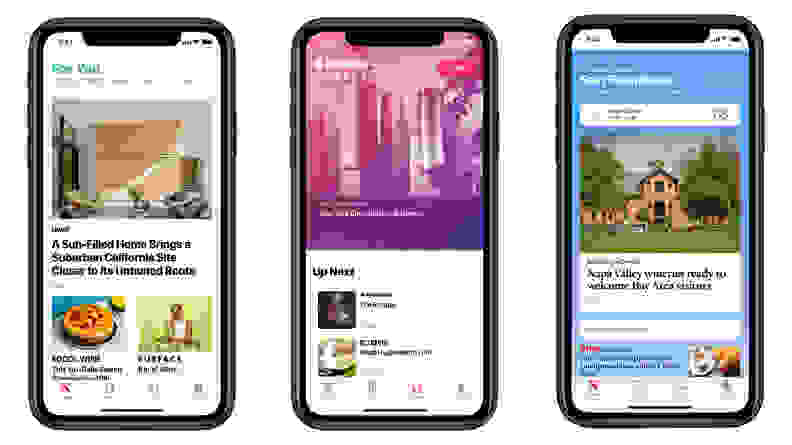 Apple News Phone