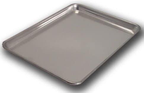 Product Image - Artisan Professional Classic Aluminum Baking Half Sheet Pan with Lip