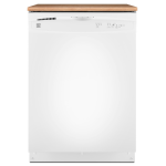 Kenmore 17152 portable dishwasher white