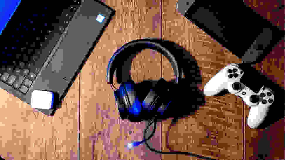 The Puro Sound Labs Purogamer headphones