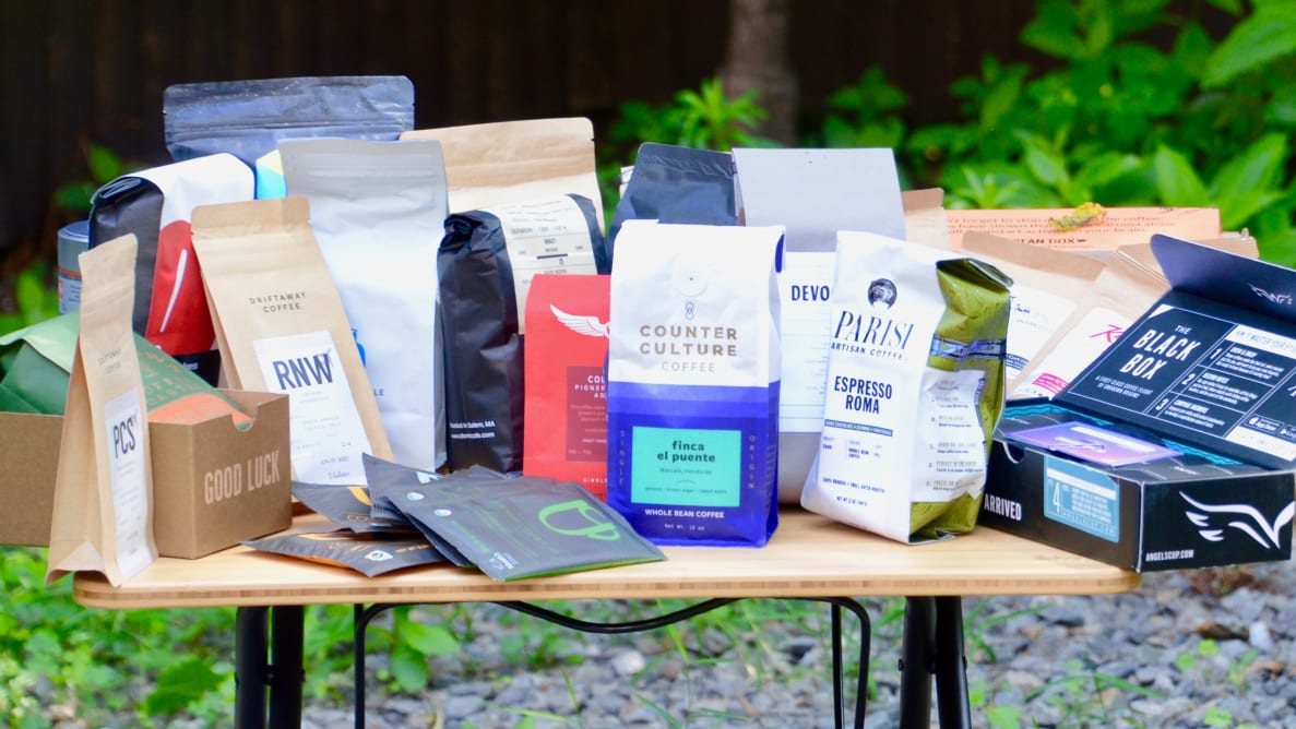 The best coffee subscription services of 2020