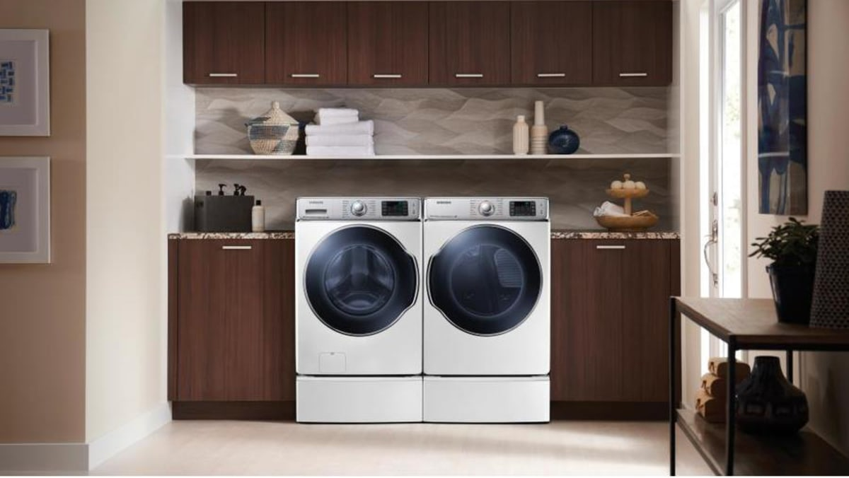 Samsung Dv42h5200ew Dryer Review Reviewed Laundry