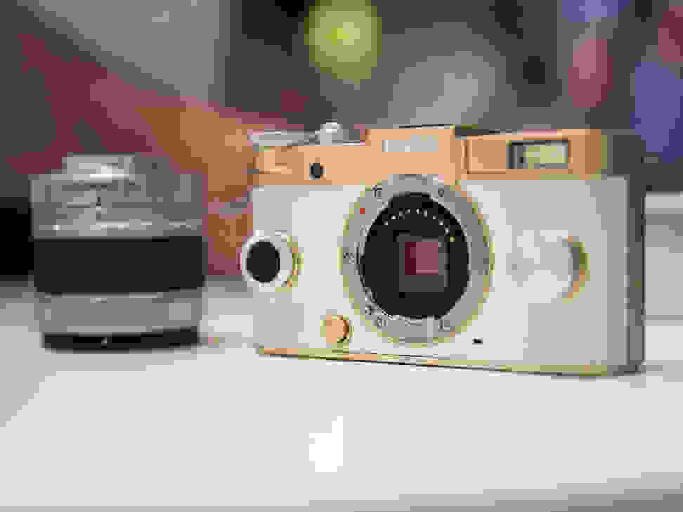 Pentax Q-S1 – The Sensor