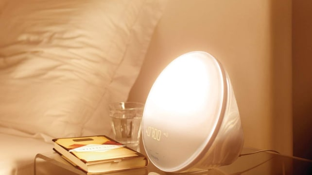 Philips Wake-Up Alarm Clock