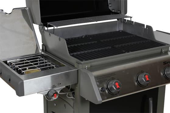 Weber Spirit E 320 Gas Grill Review Reviewed Com Grills