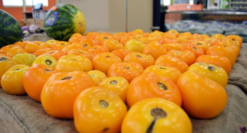 These tomatoes may not be