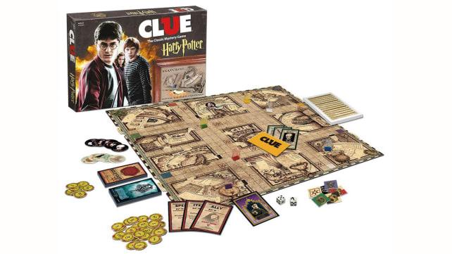 Harry Potter Clue