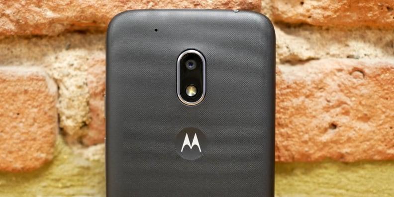 Motorola Moto G4 Play Primary Camera