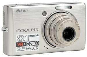 Product Image - Nikon Coolpix S510