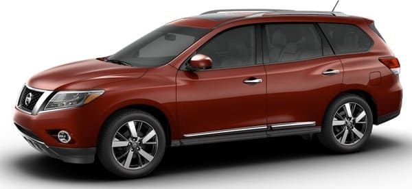 Product Image - 2013 Nissan Pathfinder SV
