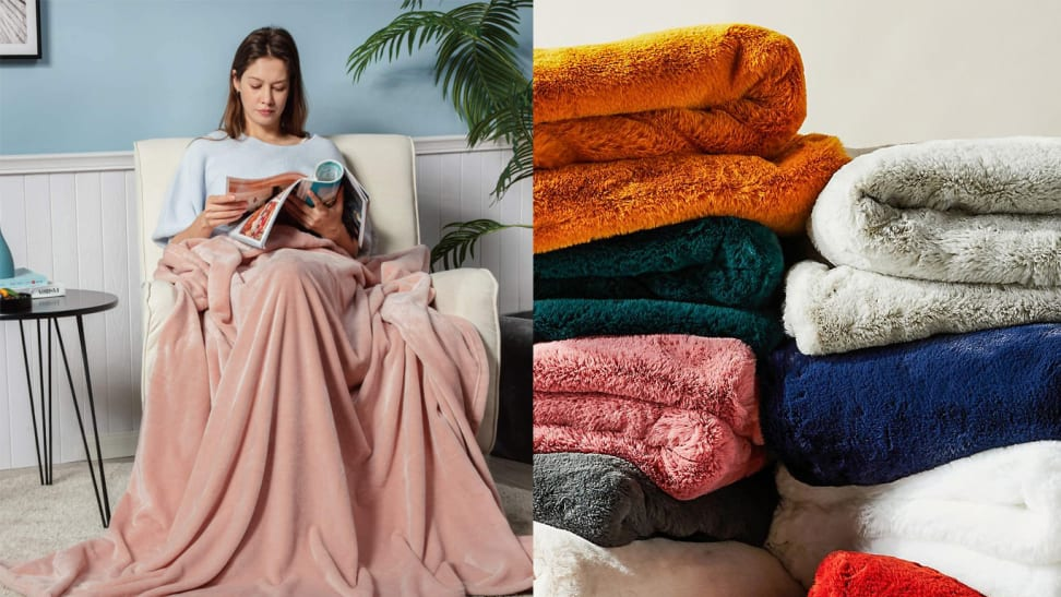 12 top-rated throw blankets to stay cozy all winter long