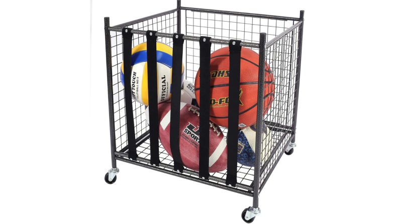 Ball crate