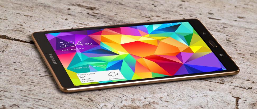Product Image - Samsung Galaxy Tab S 8.4