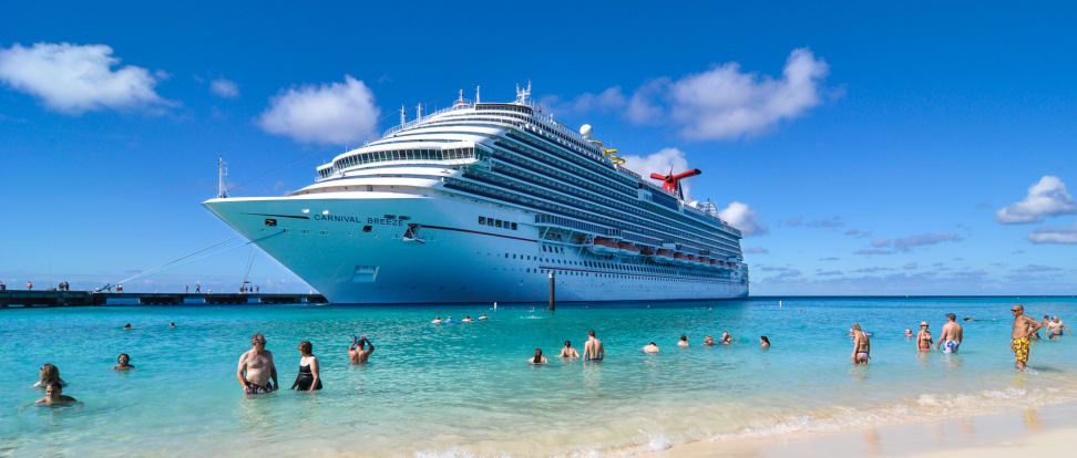 Carnival Cruise Lines Carnival Breeze Review - Reviewed Cruises