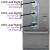 Dcs rf195auux1 fridge temperature