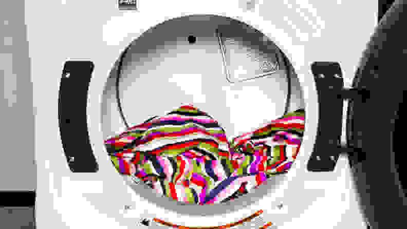 Whirlpool WED6620HW Dryer — Drum