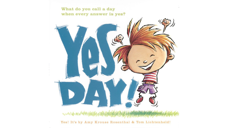 Yes Day book